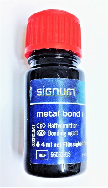 Signum Metal Bond 1 66033915 - 4ml