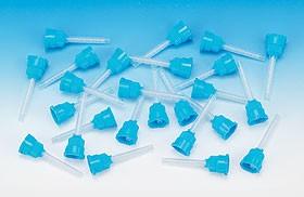 R-SI Line Mischkanülen MLN blau weiß - 50 Stück