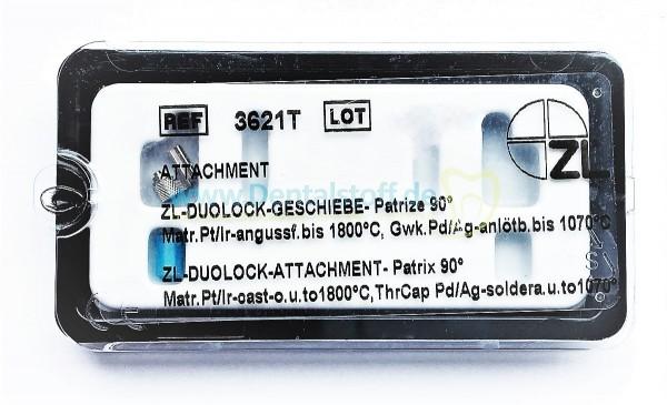 Duolock Geschiebe 90° 3621 komplett