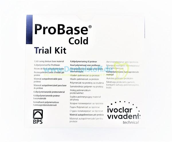 ProBase Cold Probepackung - Prothesenkunststoff