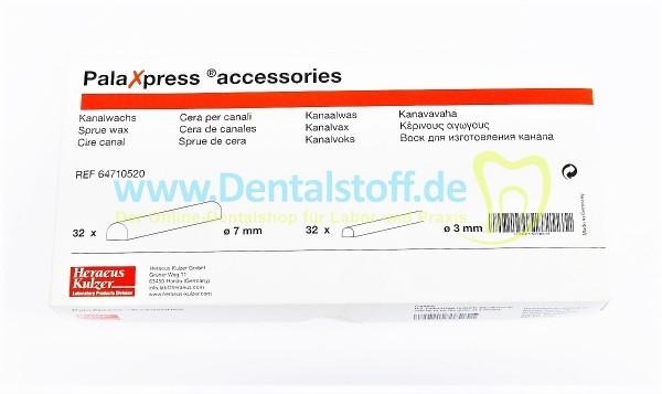 PalaXpress Kanalwachs 64710520 - Set