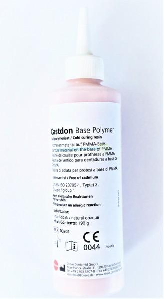 Castdon Base Pulver natural opak