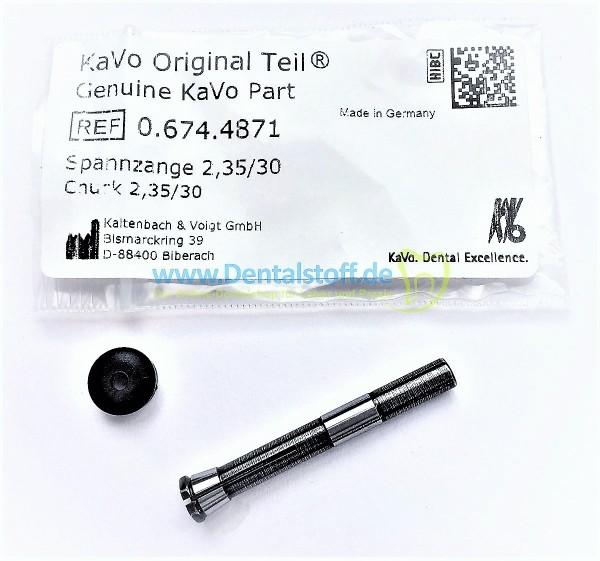 Spannzange für KaVo K12 K9 K5 K4 Handstücke 0.674.4871