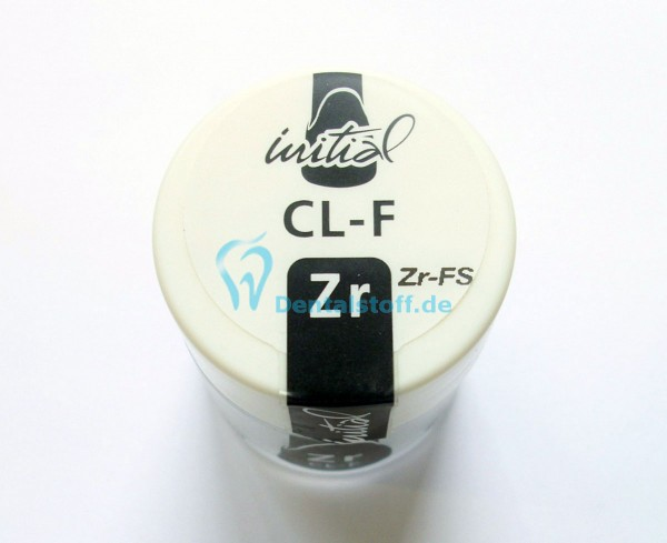 Initial ZR-FS Clear Fluorescencemasse CLF