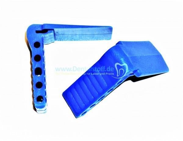 Bissplatten Color Anterior blau 2130-1000-20 - 8 Stück
