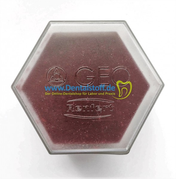 Geo Classic Cervicalwachs rot - 75g