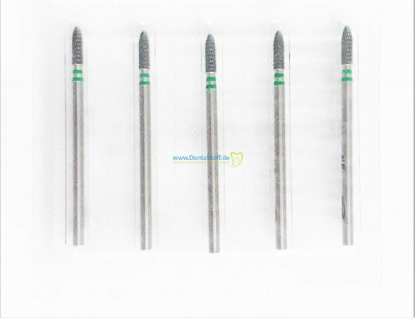 H139NE 104 023 Hartmetallfräser NE Torpedo