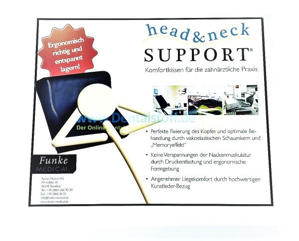 Funke Head & Neck Support Kopfstütze - verschiedene Varianten