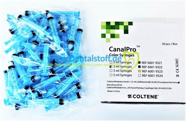 CanalPro Color Spritzen 5ml - 50 Stück - verschiedene Varianten