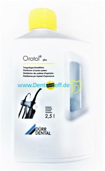 Orotol Plus Konzentrat - 2,5 Liter Flasche