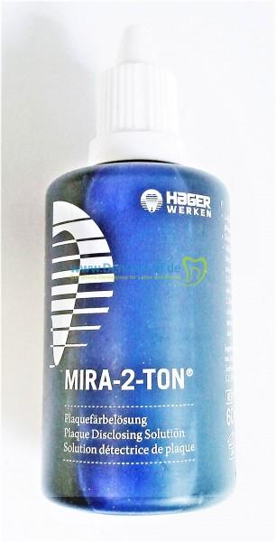 Mira 2 Ton Plaquefärbelösung 605659