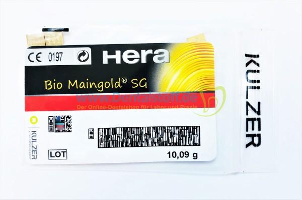 Bio Maingold SG - hochgoldhaltige Goldgusslegierung 14310000