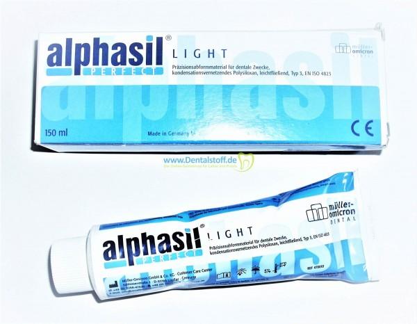 Alphasil Perfect light - 150ml Tube