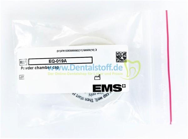 Pulverkammerdeckel mit Dichtung EQ-019A