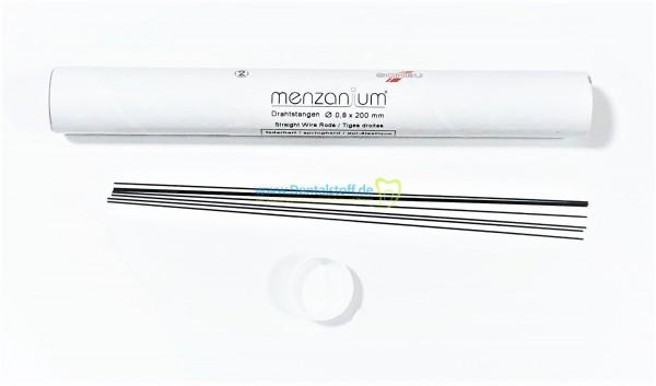 Menzanium Stangendraht federhart - 500g