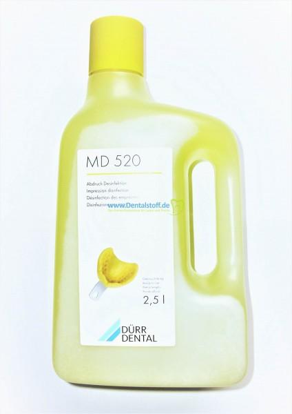 MD 520 Abdruckdesinfektion - 2,5L CDA520C6150 / 10L CDA520C9150